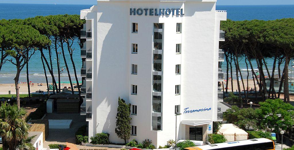 Een 4* hotel aan zee