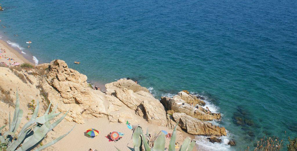 Ga op zoek naar de mooiste stranden