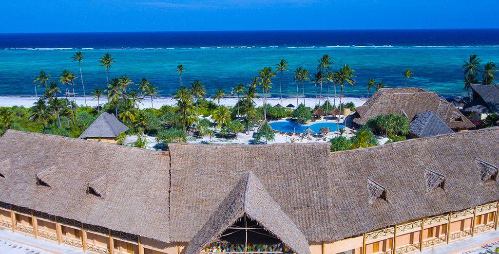 Breng uw volgende vakantie door in het Zanzibar Queen Hotel 4*