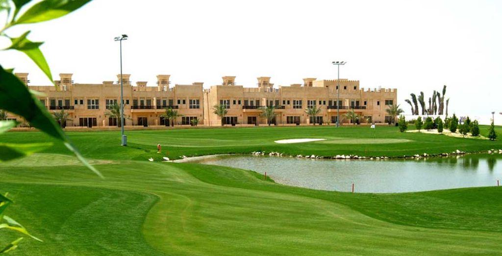 Op naar het Al Hamra Village, een uitzonderlijk 4* resort in Ras Al Khaimah