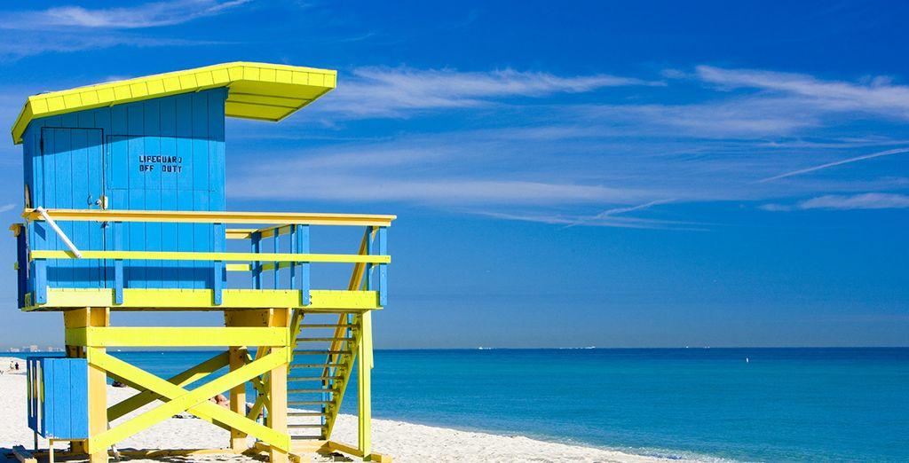 Met wereldberoemde stranden
