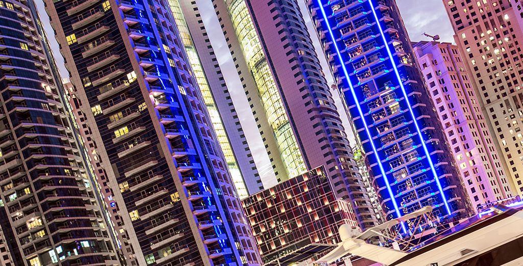 Ontdek deze unieke en futuristische stad