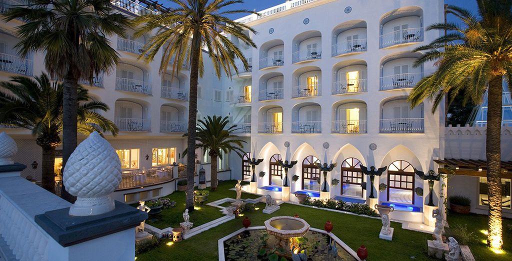 Een elegant en verfijnd 5* hotel