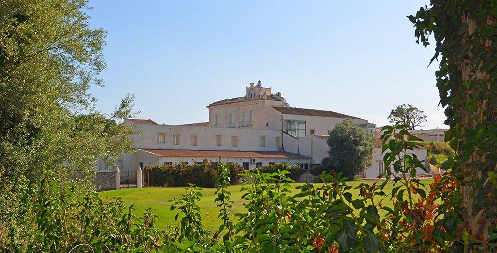 Een voormalig klooster op het prachtige eiland Sicilië