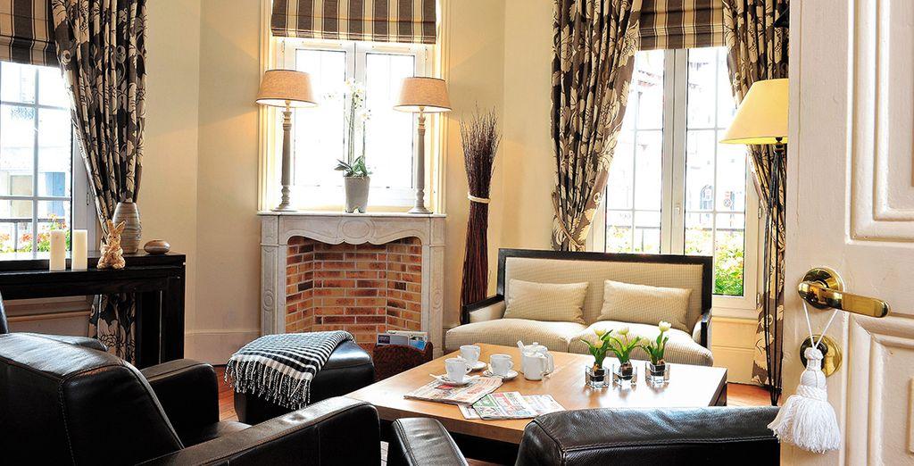 Op zoek naar een elegant decor voor uw volgende vakantie ?