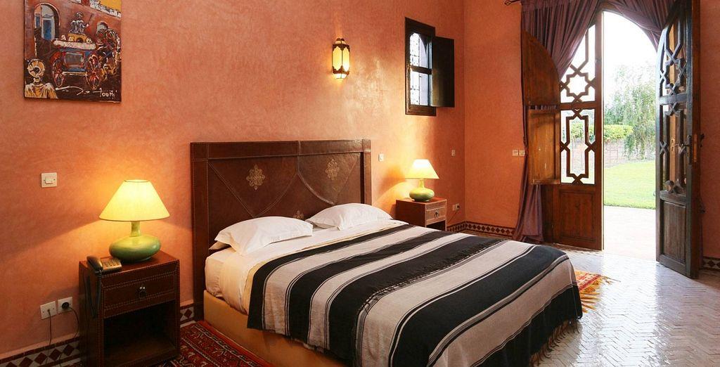 Of kies voor een luxueus verblijf in een Villa met 2 slaapkamers