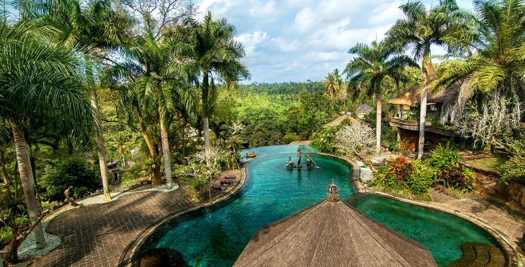 Volg ons naar het goddelijke eiland: Bali!