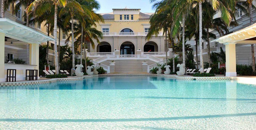U verblijft in het Jewel Grande Montego Bay Resort & Spa 4*
