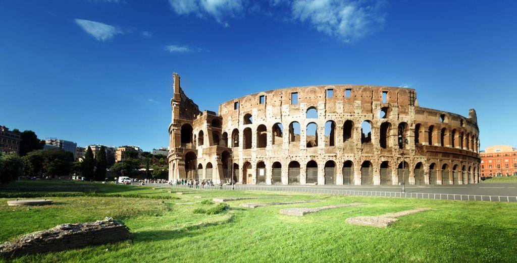 Bezoek Rome