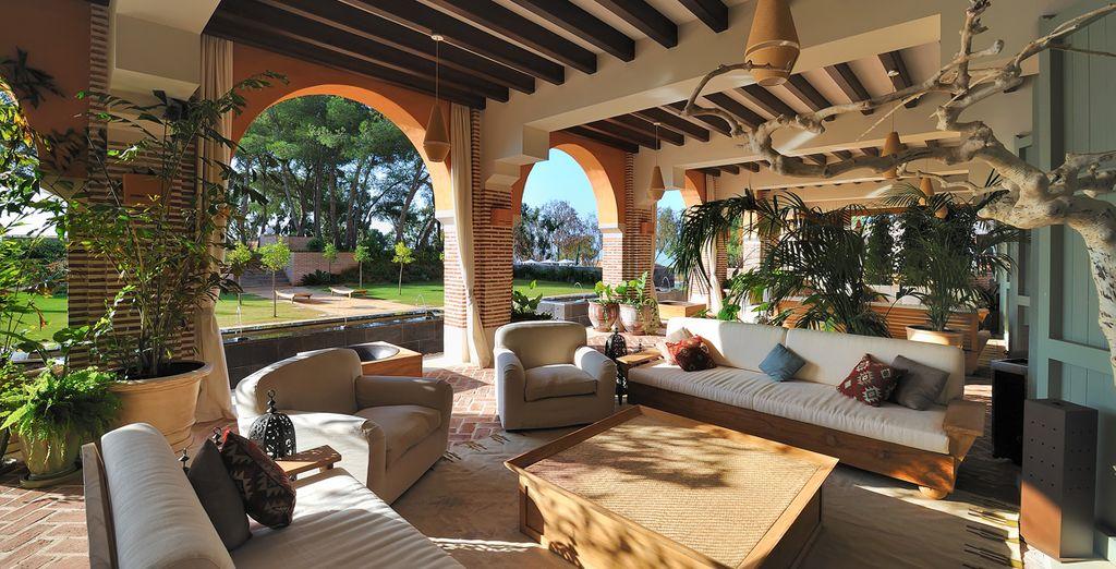 Een ideale plek om tot rust te komen...