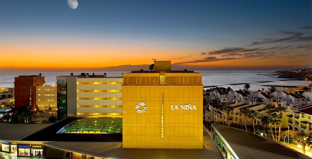 Welkom in het Be Live Experience La Niña hotel