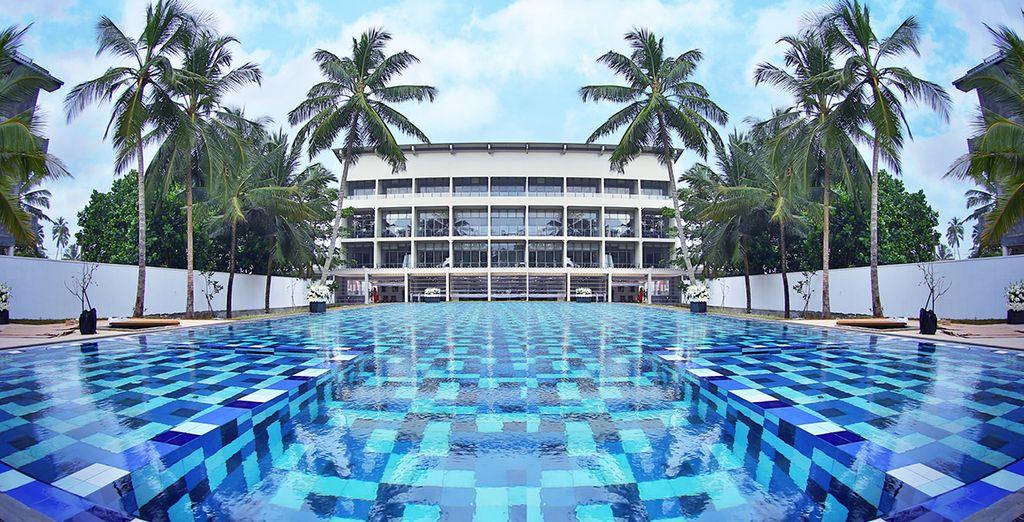 Een geweldig all-inclusive resort