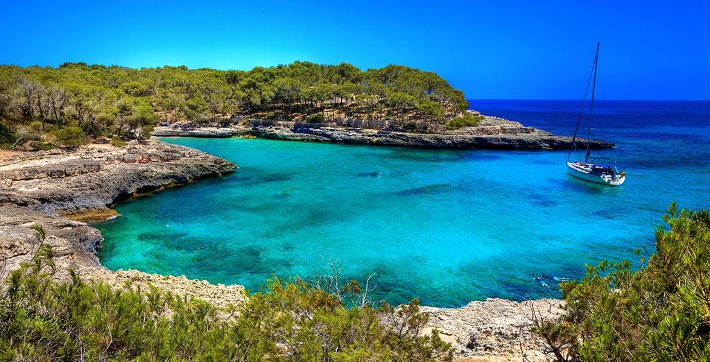 Welkom in Porto Cristo, Mallorca