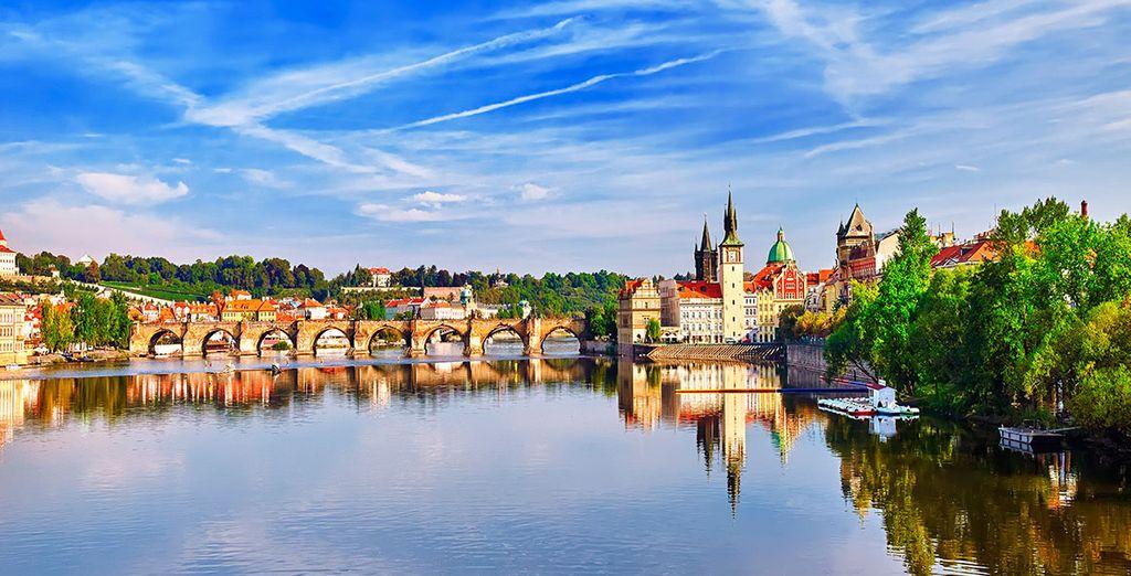 Welkom in het historische centrum van Praag