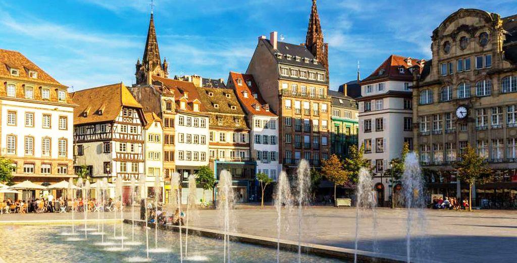 Fijn verblijf in Straatsburg!