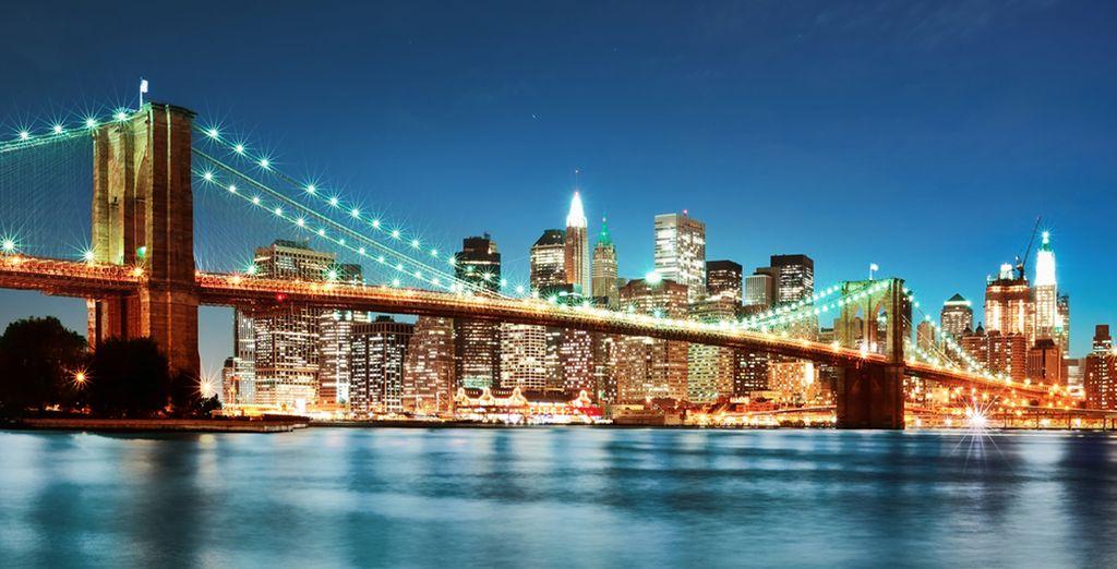 Welkom in New York!