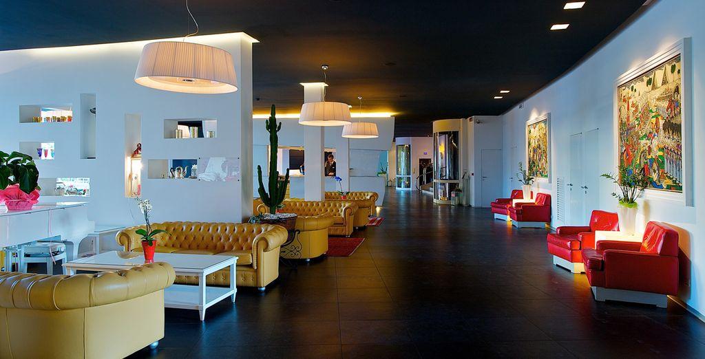 Welkom in het Hotel Panoramic Plaza 4*