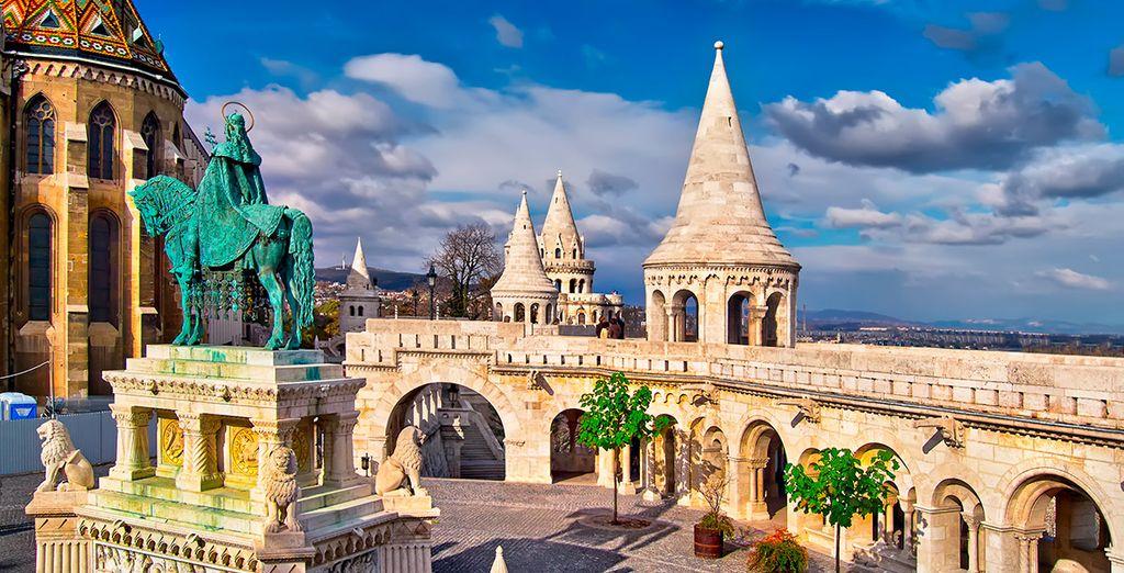 Boedapest heeft heel wat te bieden!