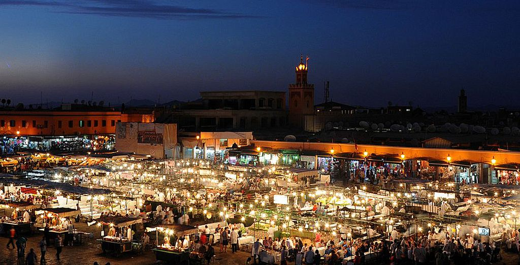 De Souk, een markt die zal u verrassen