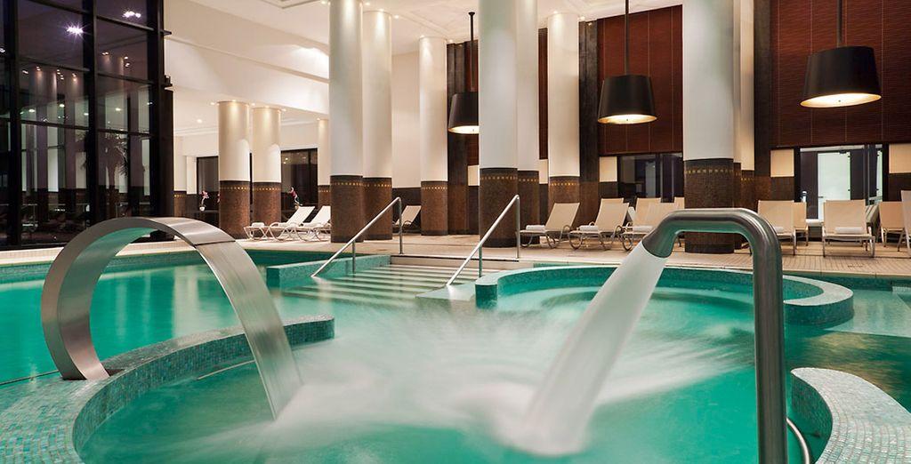 Het is tijd voor een luxueuze wellnessvakantie... Welkom in Hotel Barrière L'Hôtel du Lac