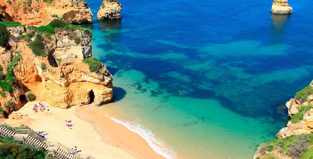 Geniet van de prachtige stranden