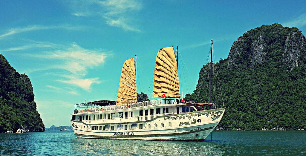 Tijd voor een onvergetelijke cruise