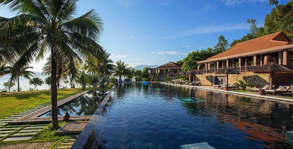 Tijdens uw verblijf in Vedana Lagoon Resort