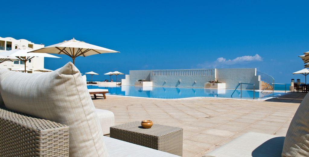 Welkom in het Radisson Blu Ulysse Resort 5*