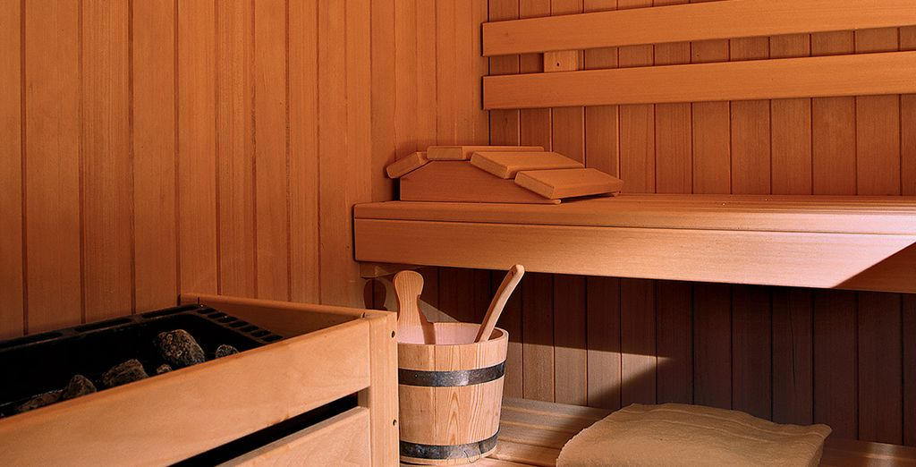 Met sauna