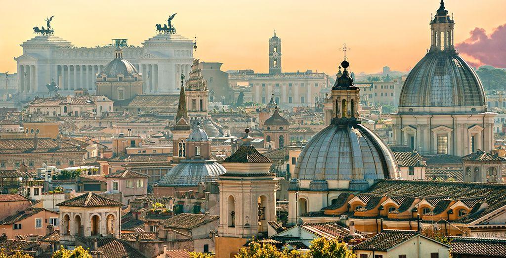 Ontdek de magie van Rome