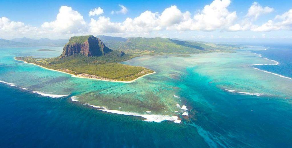 Een fantastisch verblijf gewenst op Mauritius!