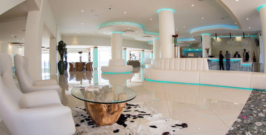 De mooie ruimtes van uw hotel