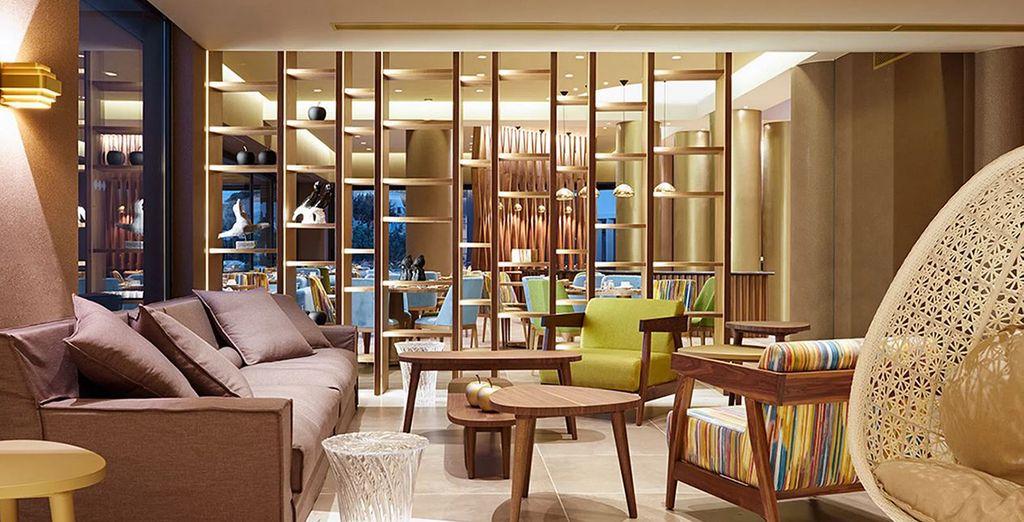 Ontdekt u de faciliteiten van dit luxueuze hotel