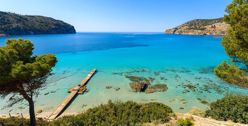 Bezoek de zonnige kust van Mallorca