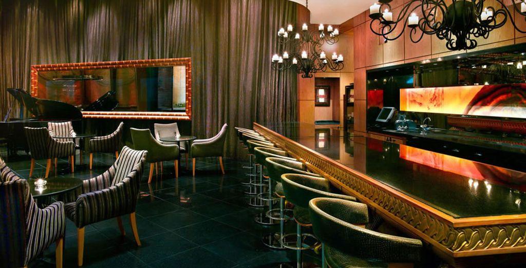 Dit hotel straalt elegantie en luxe uit