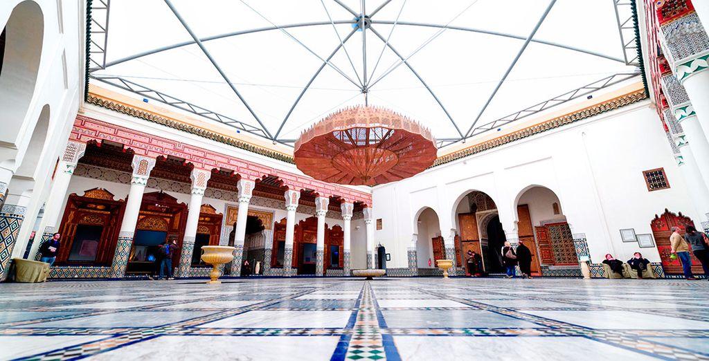 Bewonder de adembenemende architectuur