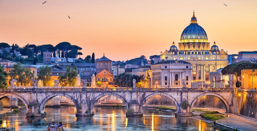Welkom in Rome!