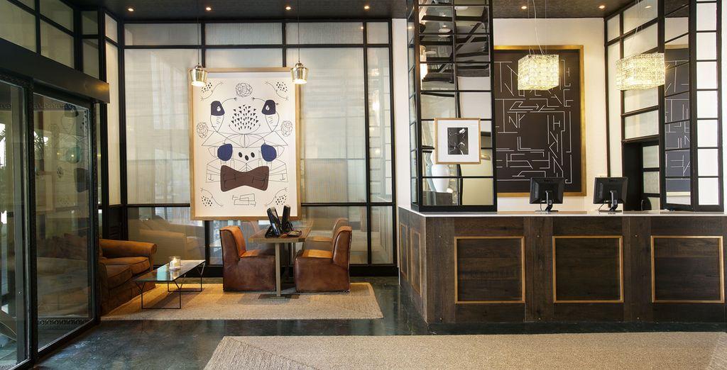 Welkom bij H10 Itaca, een gezellig 4* hotel