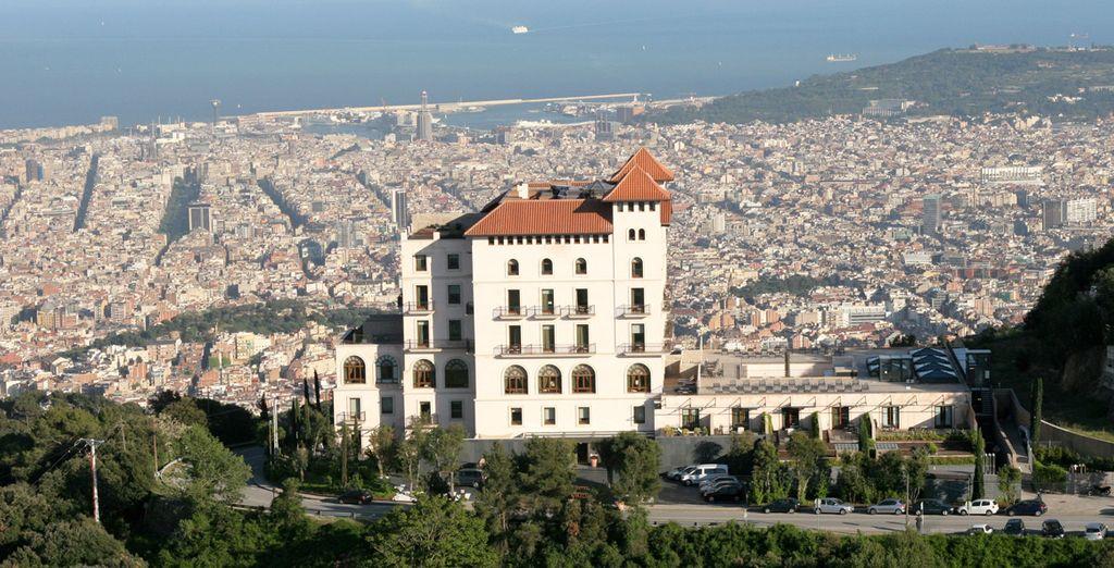 Vertrek en ontdek Barcelona