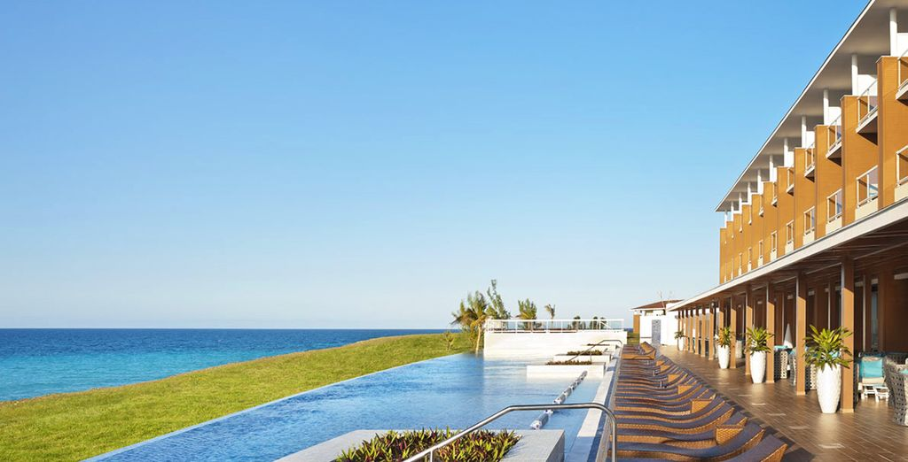 In Hotel Ocean Vista Azul 5*