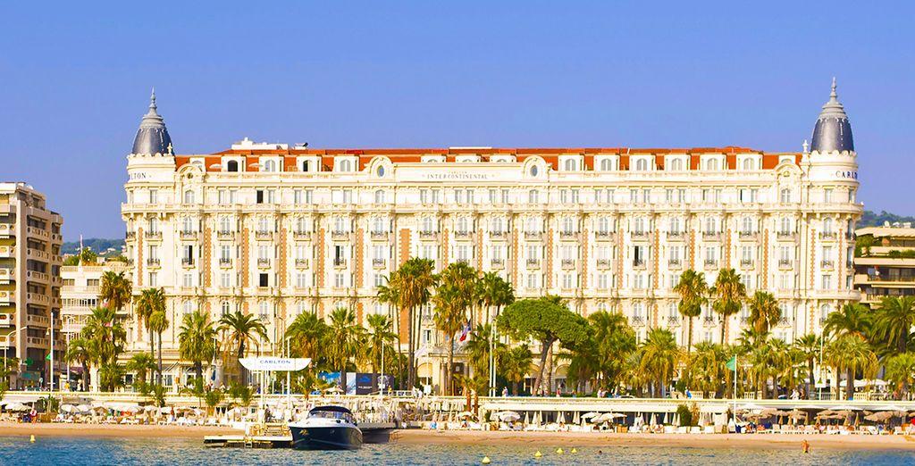 Welkom in het hyper chique Cannes!