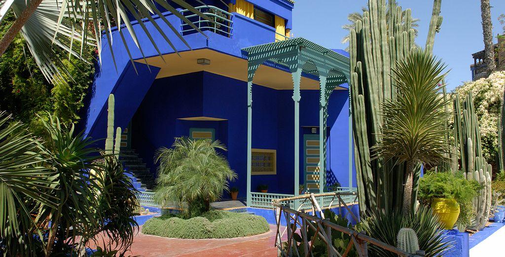 Ontdek Marrakech in al zijn schoonheid