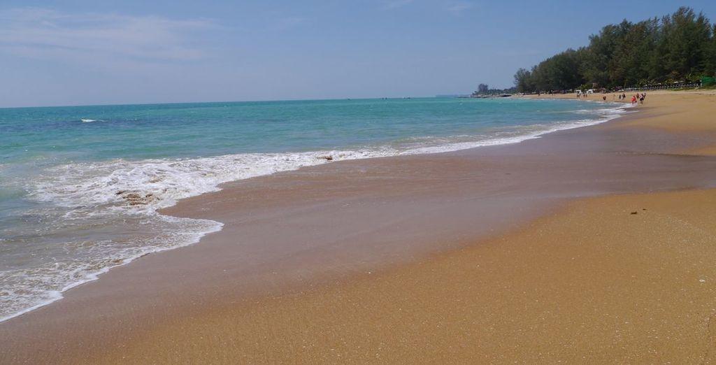 Geniet van de stranden