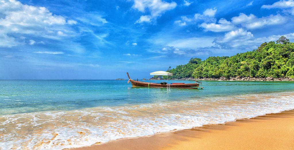Ga met ons mee naar het zuiden van Thailand