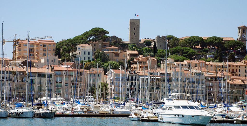 En natuurlijk: wandel eens naar de haven, een legendarische plaats!