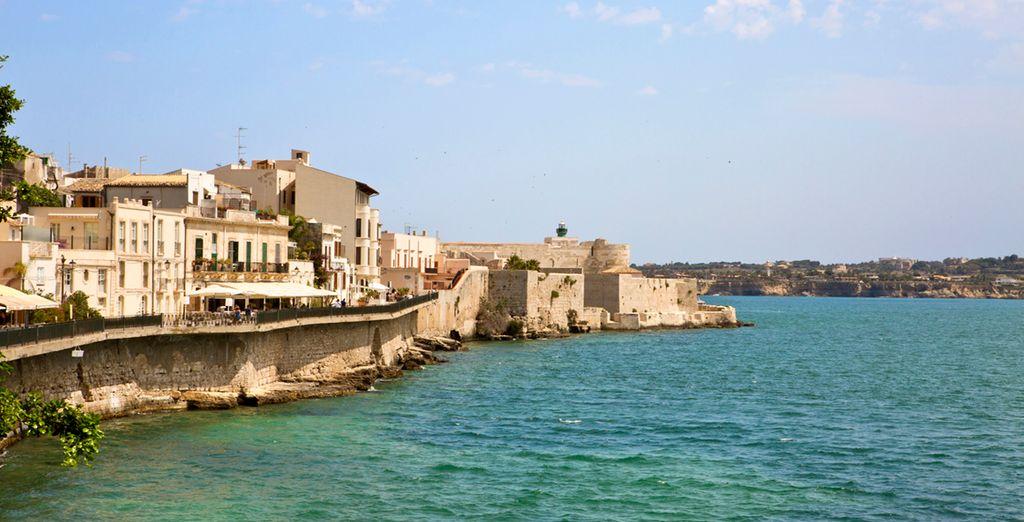 Ontdek de prachtige kust van Sicilië!