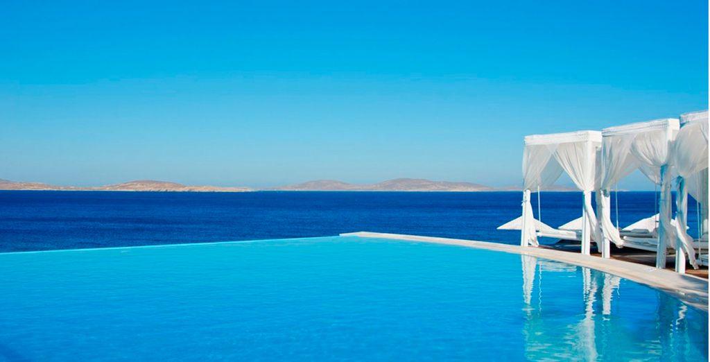 Ga op vakantie naar Mykonos, een paradijselijk Grieks eiland