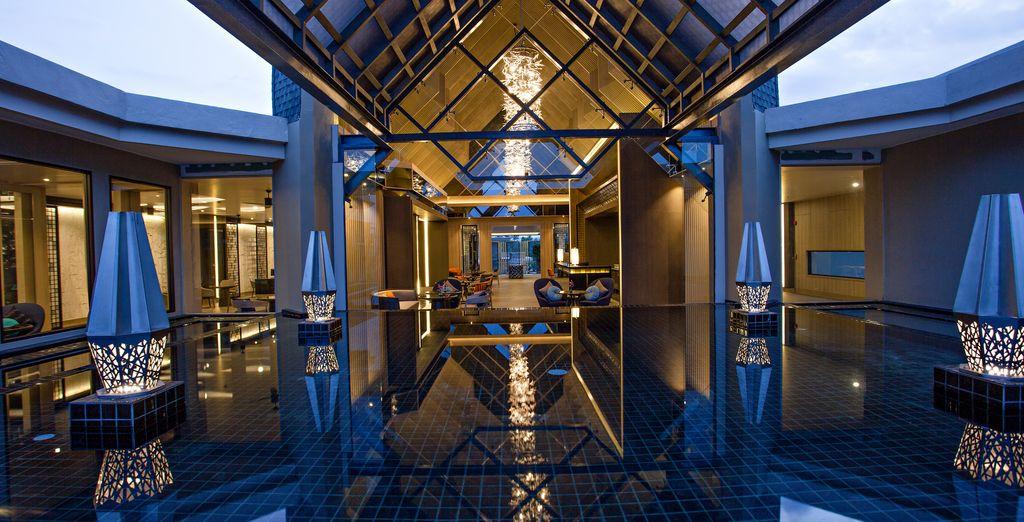 Waar u verblijft in het Bangsak Merlin Resort 5*