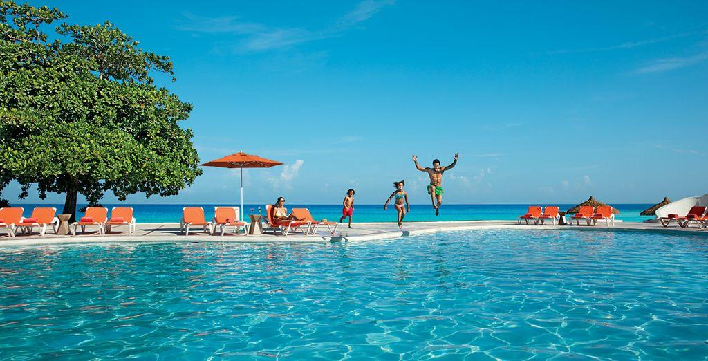 Waar u zult overnachten in de Sunscape Cove Montego Bay Resort & Spa