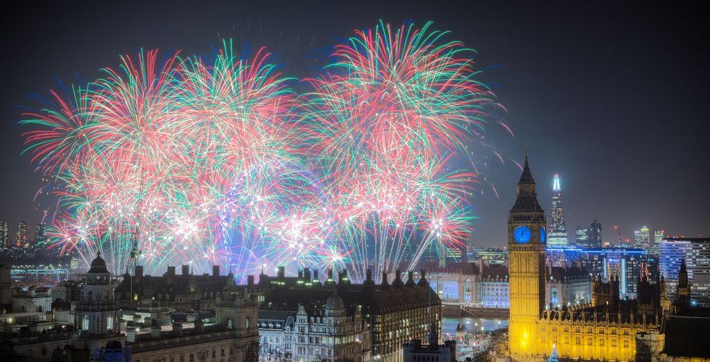 Wilt u het nieuwe jaar op een bijzondere manier inluiden?